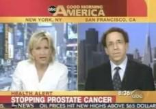 Dean Ornish: Reversing Prostate Cancer