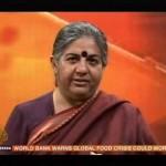 Vandana Shiva: The Global Food Crisis