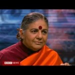 A Billion Go Hungry Because of GMO Farming: Vandana Shiva