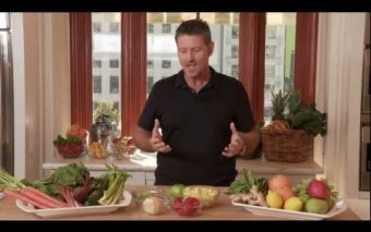 """Joe Cross Discusses How to """"Free Base"""" Mother Nature: Juicing"""