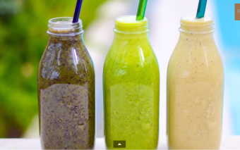 3 Easy & Delicious Fully Raw Smoothie Recipes