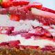 Raw Vegan Strawberry Shortcake