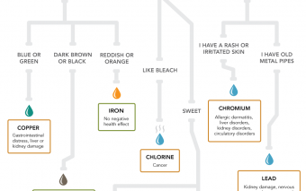 Is Your Tap Water Killing You? (Infographic)
