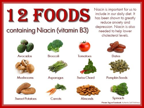 Foods That Naturally Contain B Vitamins