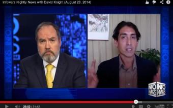 Exposing 'Vaccine Gate' & ALS Ice-Washing: Sayer Ji on Infowars Nightly News – Start at 15:45