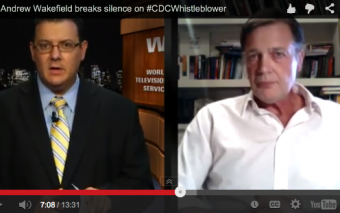 """""""The Autism Community has been Deceived"""". CDC Scientist's Admission of Vaccine Research Fraud"""
