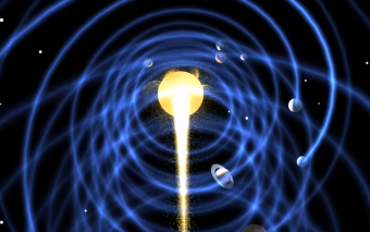Amazing! Our Solar System Is A Vortex (3-minute vid)