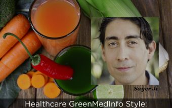 Healthcare GreenMedInfo Style: Cold-Pressed Juicing!