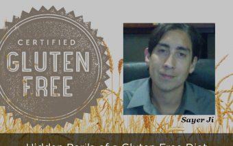 Hidden Gluten Free Diet Perils