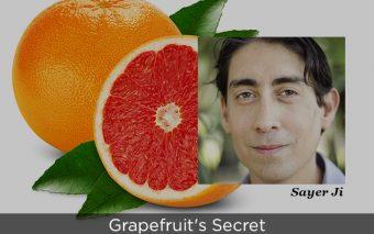 Grapefruit's Secret Healing Powers